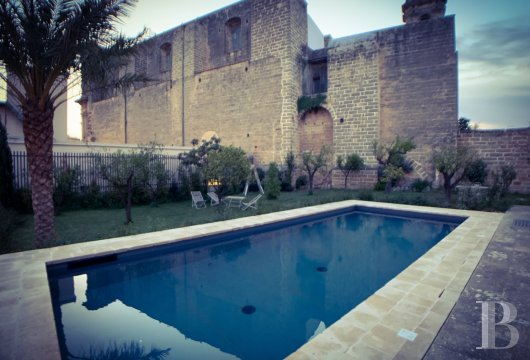A vast Renaissance palace with a citrus garden in Nardo, Puglia  - photo  n°6
