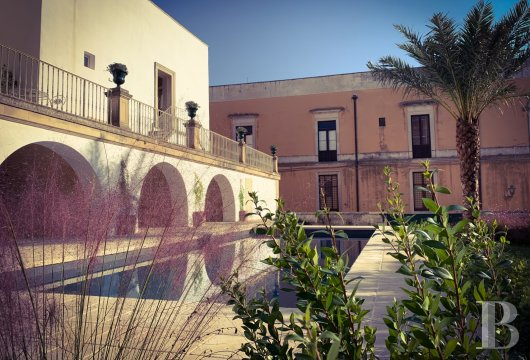A vast Renaissance palace with a citrus garden in Nardo, Puglia  - photo  n°2