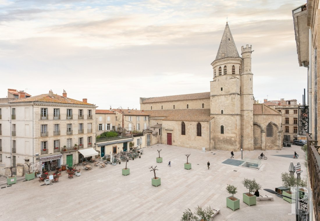 An apartment inspired by the First Empire in the heart of the old town of Béziers - photo  n°2