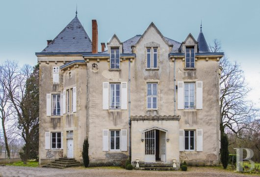 chateaux for sale France auvergne   - 3