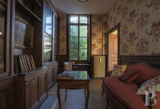 mansion houses for sale France burgundy   - 9