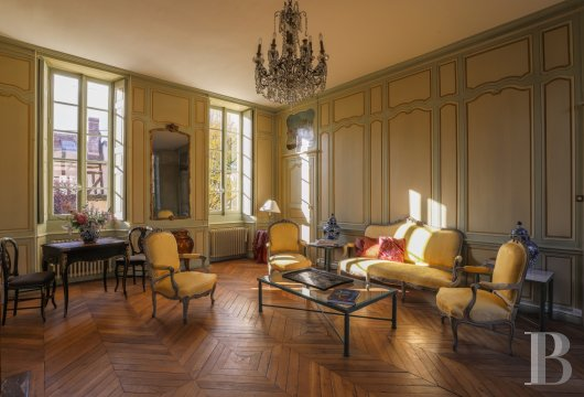 mansion houses for sale France burgundy   - 5