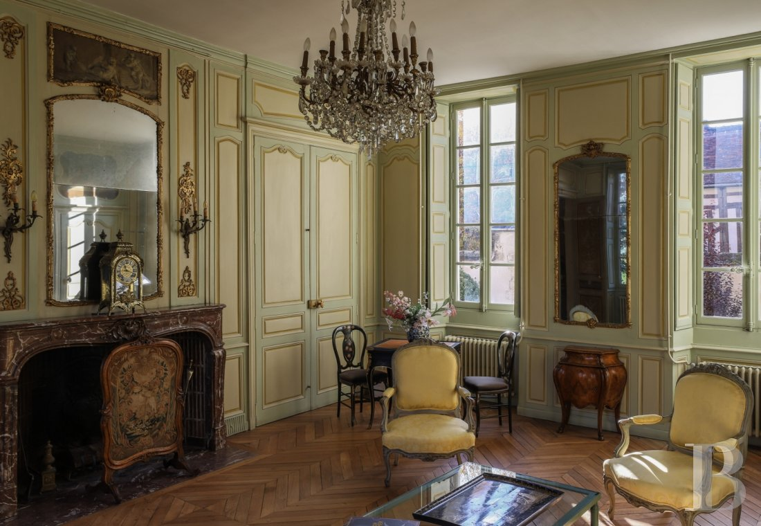 mansion houses for sale France burgundy   - 4