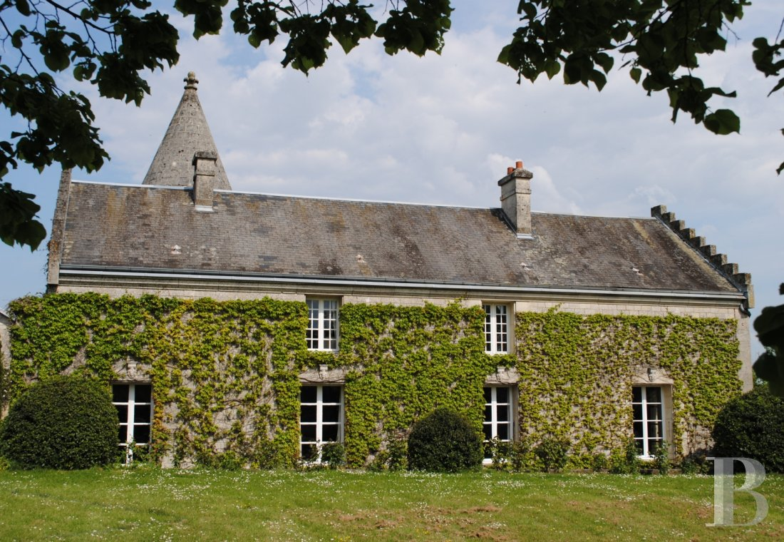 France mansions for sale picardy   - 1