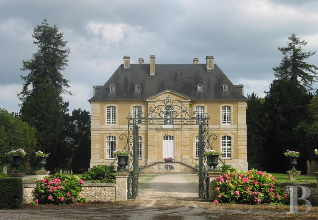 A splendid 18th century chateau surrounded by a walled park in the Calvados region, just south of Caen - photo  n°10