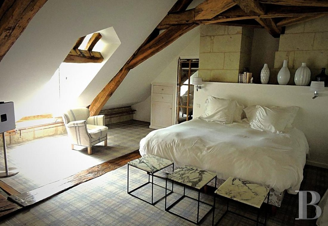 A family house with monastic origins transformed into a hotel and guest house right by the banks of the Loire, between Saumur and Chinon - photo  n°40