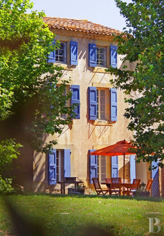 A Historic Monument and large vineyard open for tours and overnight stays just outside of Carcassonne, the Cité and the Canal du Midi - photo  n°14
