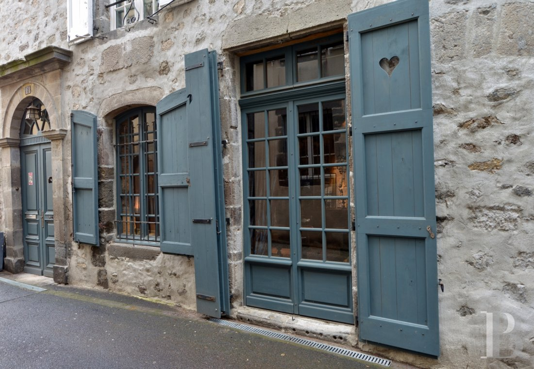 A medieval house that takes you back in time in the centre of Aurillac, the capital of Haute-Auvergne - photo  n°16