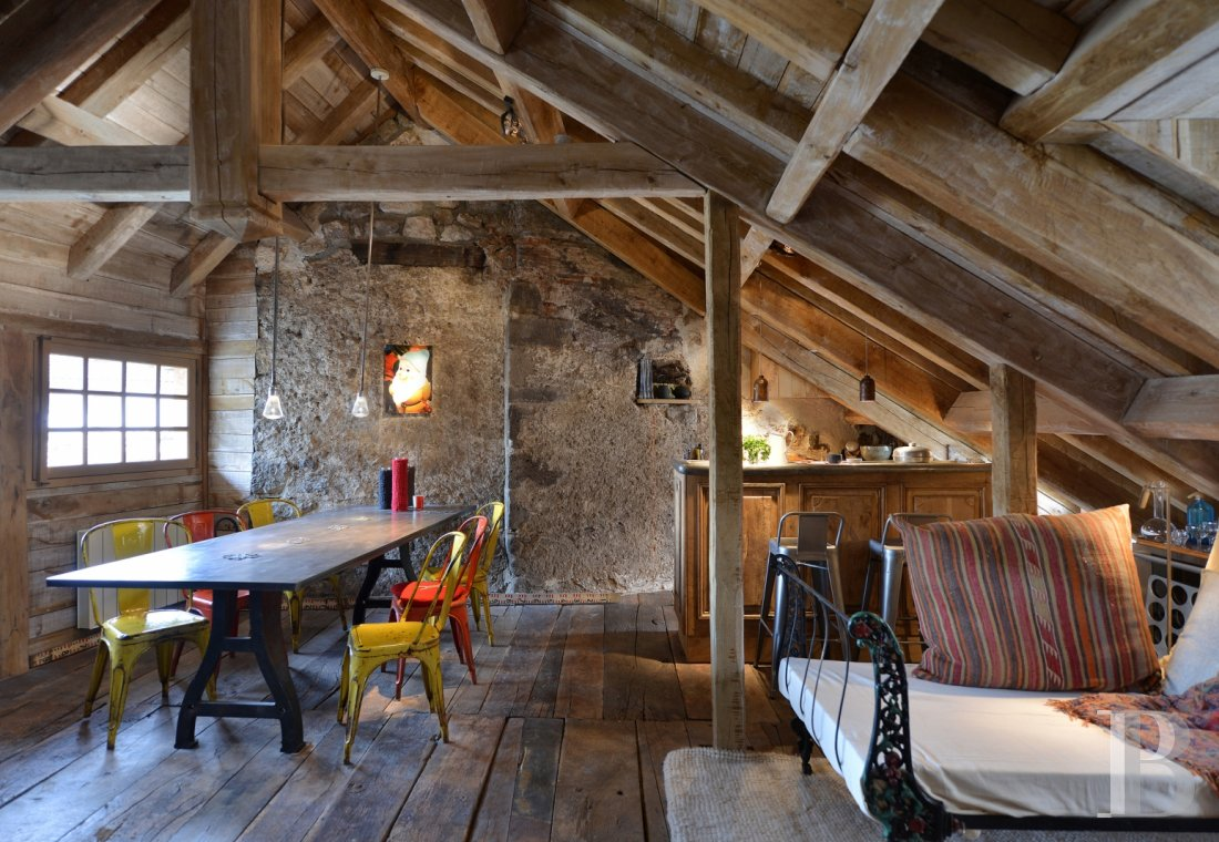 A medieval house that takes you back in time in the centre of Aurillac, the capital of Haute-Auvergne - photo  n°5