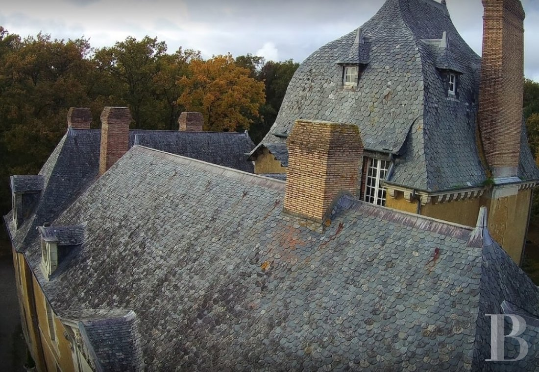 A chateau open to all imaginations in the heart of legendary Brittany, to the south of Rennes - photo  n°17