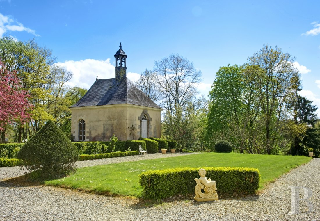 A chateau open to all imaginations in the heart of legendary Brittany, to the south of Rennes - photo  n°2