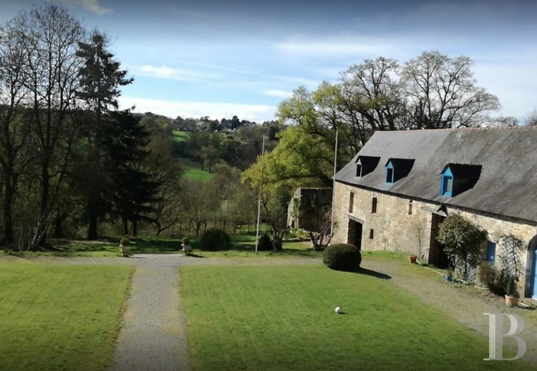 A chateau open to all imaginations in the heart of legendary Brittany, to the south of Rennes - photo  n°4