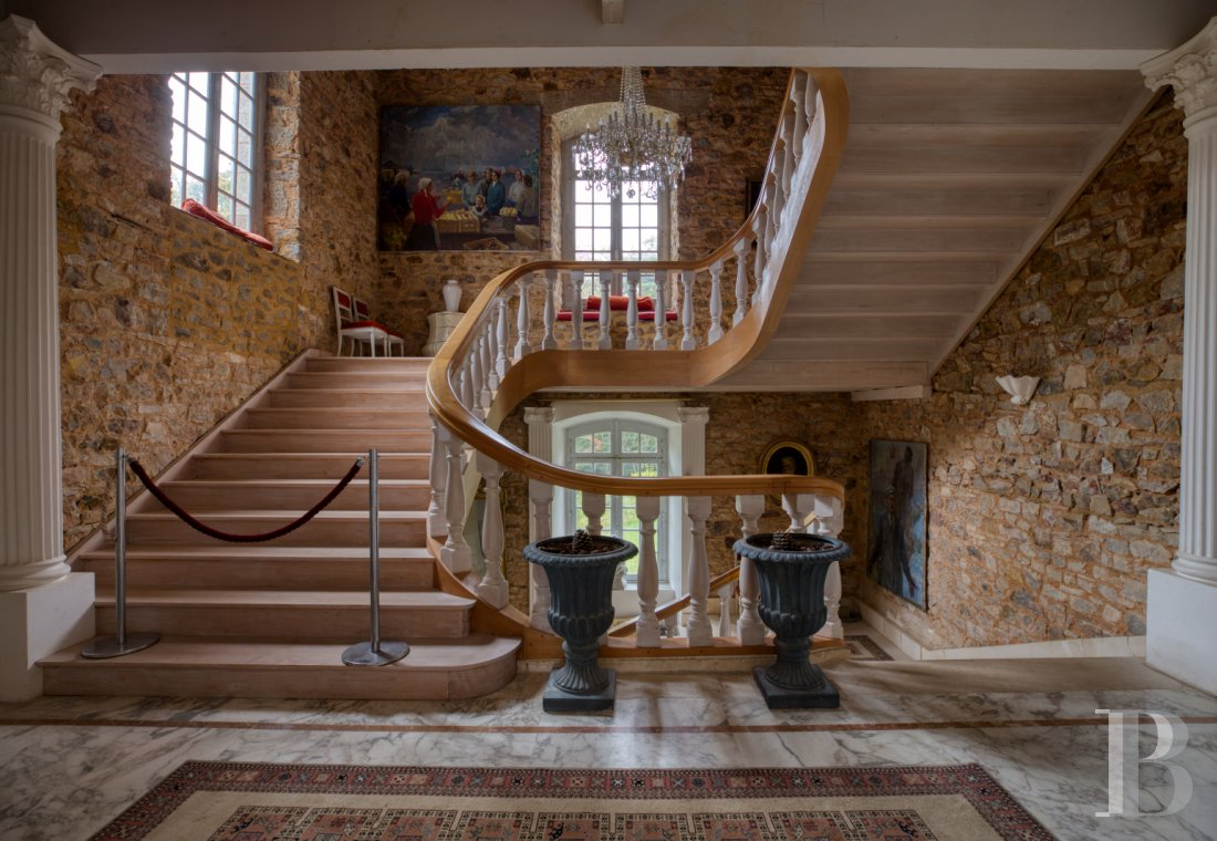 A chateau open to all imaginations in the heart of legendary Brittany, to the south of Rennes - photo  n°8