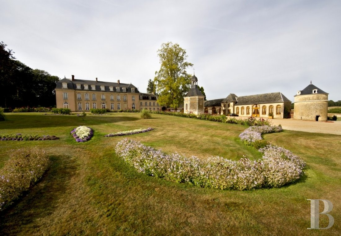 A small country chateau surrounded by a huge park on the outskirts of Le Mans, away from the world - photo  n°4