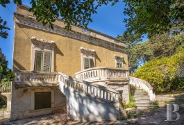 A stately villa and its 5,000 m² garden in Nardo, on the Salento peninsula
